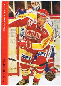 1994-95 SHL Leaf #189 Peter Forsberg
