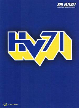 HV71 Portfoliopärm A4 (Rymmer 90 kort)