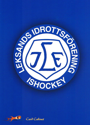 Leksands IF, Portfolio binder A4 (Can hold 90 cards)