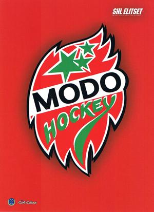 MoDo Hockey Portfoliopärm A4 (Rymmer 90 kort)