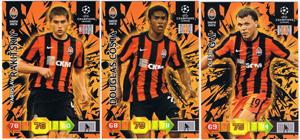 Update base teamset Shaktar Donetsk Champions League 2010-11