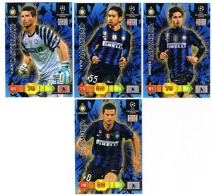 Update base teamset Inter Champions League 2010-11