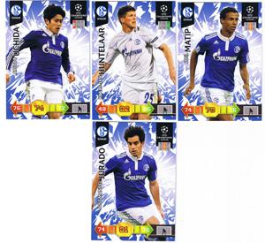 Update base teamset Schalke 04 Champions League 2010-11