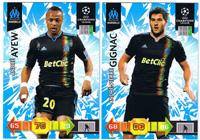 Update base teamset Marseille Champions League 2010-11