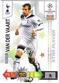 Star Player 2010-11 Adrenalyn Champions League Update, Rafael van der Vaart