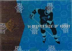 Hel Box 1994-95 Upper Deck SP