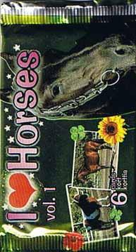 1st Paket, I Love Horses Vol.1