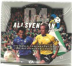 Full Box of Allsvenskan 2004