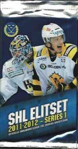 1 Pack SHL Elitserien 2011-12 series 1