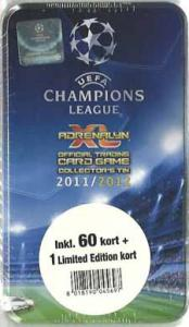1st Samlarlåda Panini Adrenalyn XL Champions League 2011-12