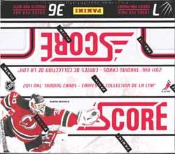 Hel Box 2011-12 Panini Score