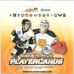 Sealed Box 2011-12 Hockeyallsvenskan (14 Packs)