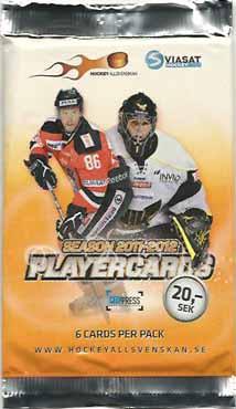 1 Pack 2011-12 Hockeyallsvenskan