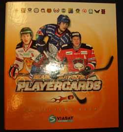 1 Binder, HockeyAllsvenskan 2011-12