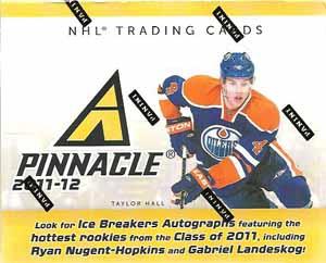 Hel Box 2011-12 Panini Pinnacle