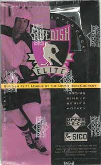 Hel Box 1995-96 UD Elitserien