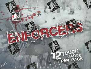 Sealed Box 2011-12 ITG Enforcers