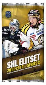 1 Pack SHL Elitserien 2011-12 series 2