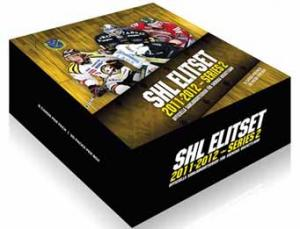 Sealed box SHL Elitserien 2011-12 series 2