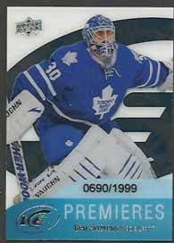 Ben Scrivens 2011-12 Upper Deck Ice #51 RC
