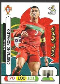 Star Player, 2012 Adrenalyn EM/ Euro 2012, Cristiano Ronaldo