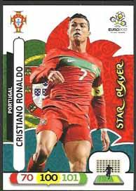 Star Player, 2012 Adrenalyn EM/ Euro 2012, Cristiano Ronaldo