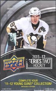 Hel Box 2011-12 Upper Deck Serie 2 Hobby
