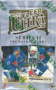 Hel Box 1994-95 Fleer Ultra Serie 2