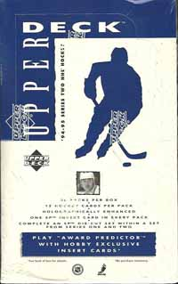 Hel Box 1994-95 Upper Deck Serie 2 Hobby