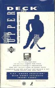 Sealed Box 1994-95 Upper Deck Series 2 Hobby