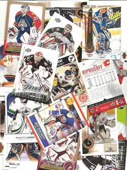 Goalie pack, 20ct lot