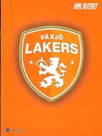 Växjö Lakers Portfoliopärm A4 (Rymmer 90 kort)