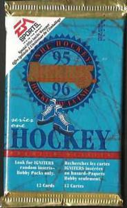 1st Paket 1995-96 Donruss, Serie 1 Hobby