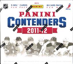 Hel Box 2011-12 Panini Contenders