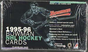 Hel Box 1995-96 Bowman
