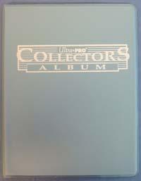 Portfoliopärm A4 (Rymmer 90 kort), Blå