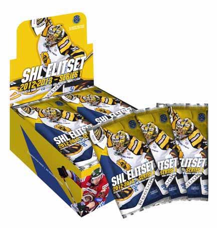 Sealed box SHL Elitserien 2012-13 series 1