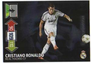 Limited Edition, 2012-13 Adrenalyn Champions League, Cristiano Ronaldo