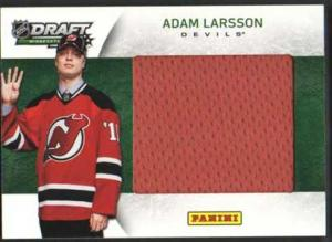 Adam Larsson 2011-12 Pinnacle All Star Game Draft Jerseys #AL