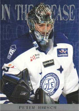 2006-07 Hockeyallsvenskan Insert Set, In The Crease #1-16