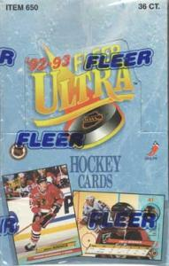 Hel Box 1992-93 Fleer Ultra
