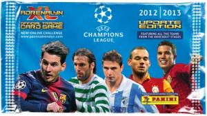 1st Paket Panini Adrenalyn XL Champions League Update 2012-13