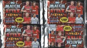 12st Paket Topps Match Attax EXTRA Premier League 2012-13