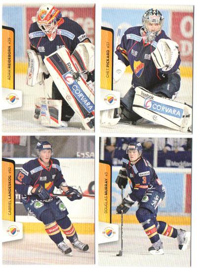 Base set (1-345) Hockeyallsvenskan 2012-13