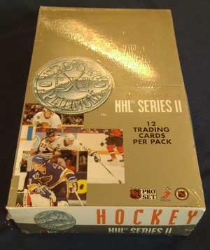 Hel Box 1991-92 Pro Set Platinum s.2