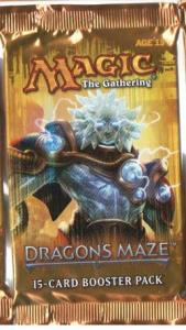 Magic, Dragons Maze, 1 Booster