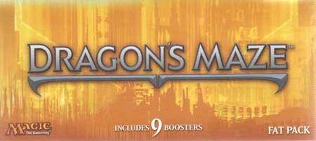 Magic, Dragons Maze, 1 Fat Pack