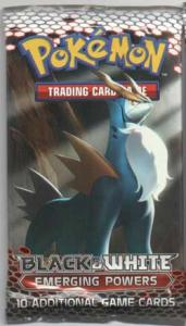 Pokémon, BW Emerging Powers, 1 Booster