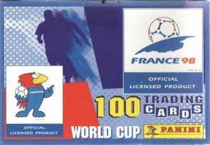 Hel Box Panini VM 1998