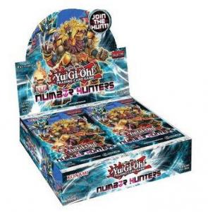 Yu-Gi-Oh, Number Hunters, 1 Display (24 boosters)